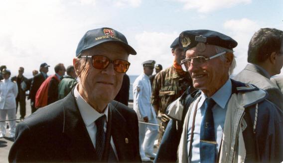 Francesco Saverio Bernardi e Domenico Ca