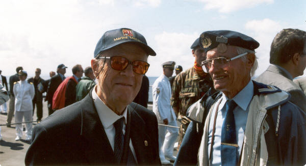 Francesco Saverio Bernardi e Domenico Ca