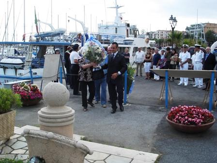 La Sig.Ra Varrone e Andrea Amici depongo