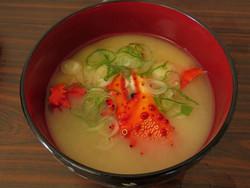 花咲ガニのてっぽう汁