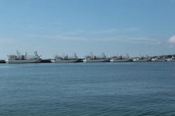 サンマ漁船