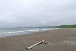 落石三里浜