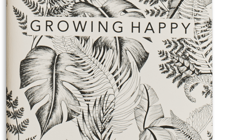 Growth Happy Notebook
