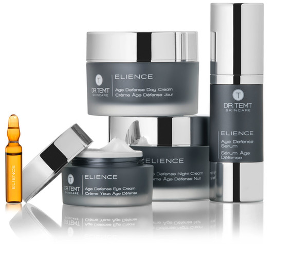 Dr. Temt Elience Collection with ampoule