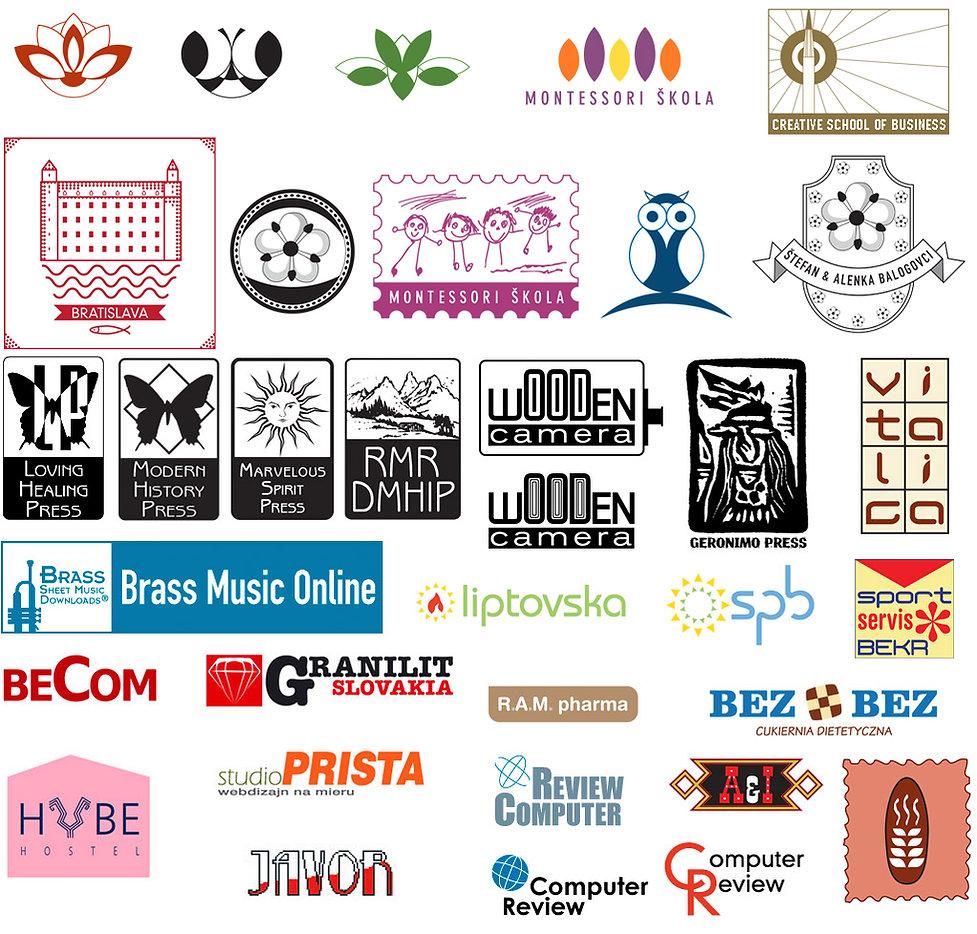 logo design by Michal Splho
