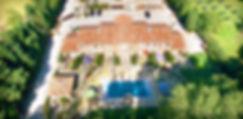 location de vacance baux de provence