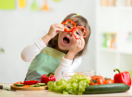 Vegan & Vegetarism in children.
