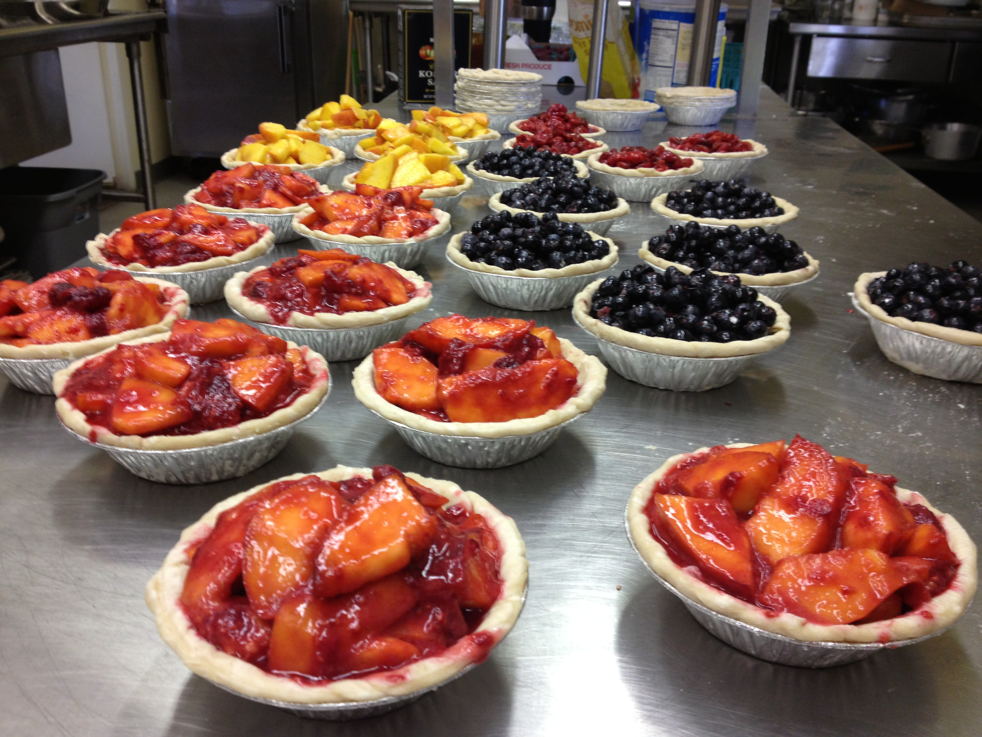 always made with the freshest fruit!