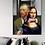 Thumbnail: Van Gogh Takes Mona Poster on Canvas