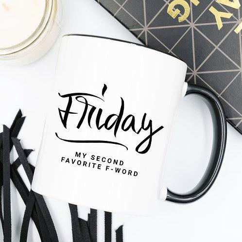 F-Word Mug That's F-ing Cool