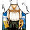 Thumbnail: Oktoberfest Lederhosen Apron - Bavarian Style