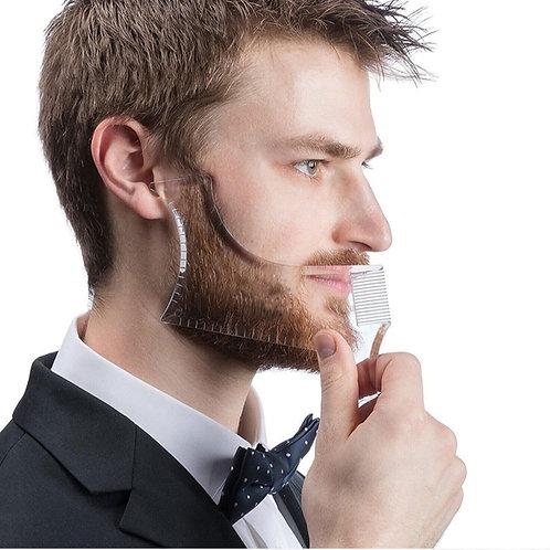Beard Shaping Tool - For The Bearded Man