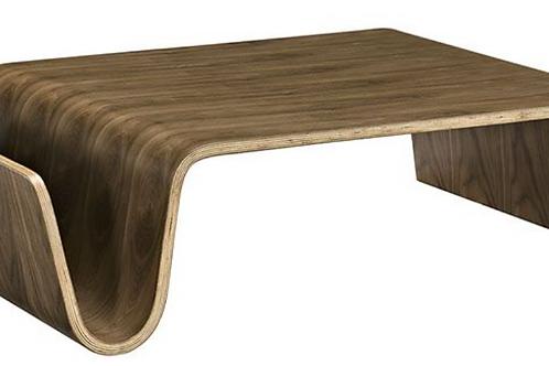 Scandinavian Style Plywood Coffee Table