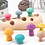Thumbnail: Nordic Mushrooms Developmental Sorting Toy