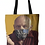 Thumbnail: Masked Famous Artist Canvas Tote Bag