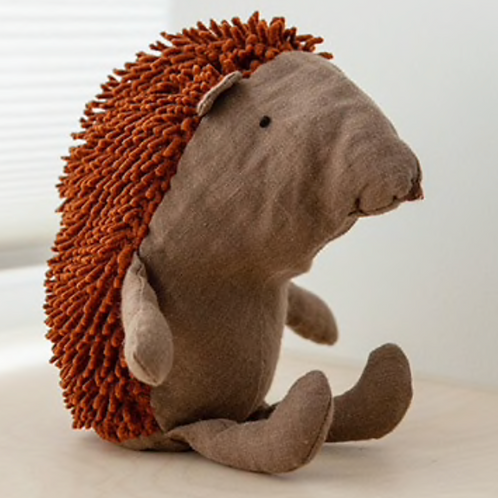 Harry Hedgehog Handmade Stuffie
