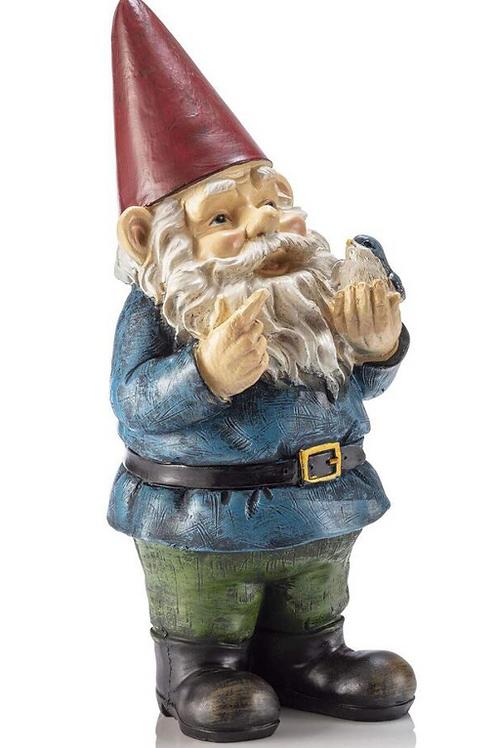 Garden Gnome Ivar