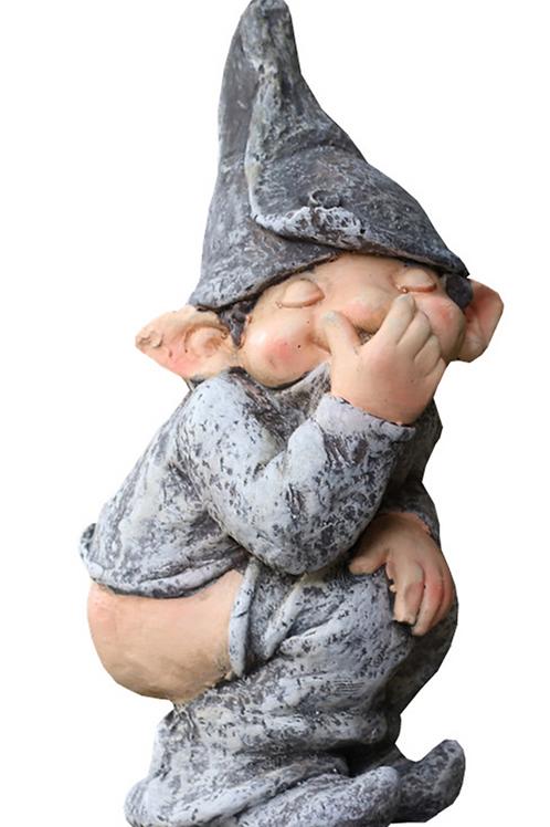 Stinky Garden Gnome Sven