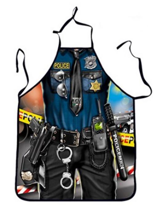 Police Uniform Apron