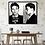 Thumbnail: Frank Sinatra Mugshot Poster on Canvas