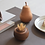 Thumbnail: Nordic Wooden Pear Toothpick Holder
