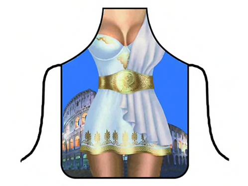 Roman Woman Apron