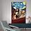 Thumbnail: Mona and Van Gogh Poster on Canvas