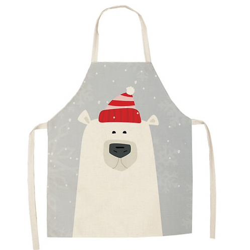 Snow Bear Apron