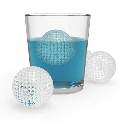 Golf Ball Silicone Ice Mold Gift