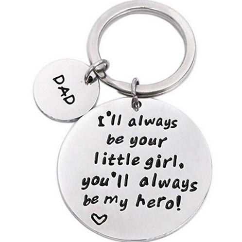 Daddy's Girl Key Chain