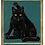 Thumbnail: Remember To Wipe Cat Metal Sign