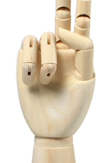 Danish Style Wooden Hand