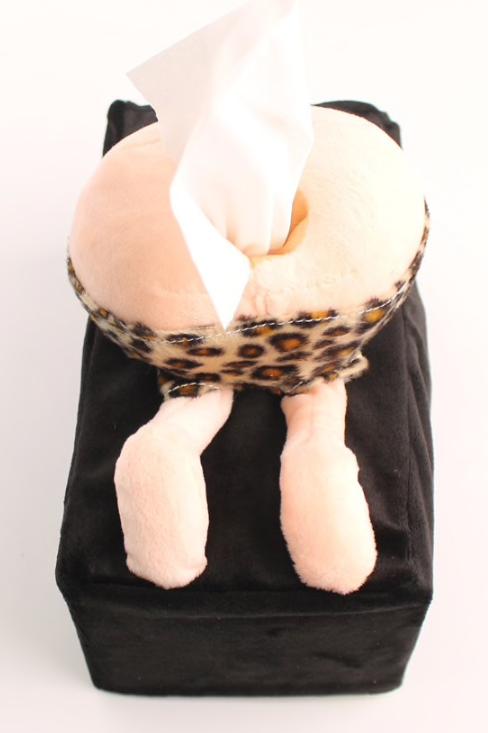 Tushie Tissue Holder