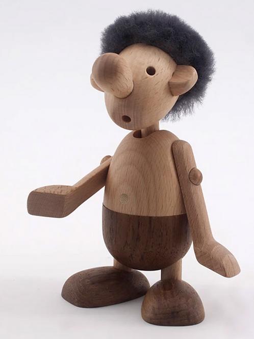 Wooden Danish Troll