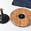 Thumbnail: Scandi Wooden Cake Stand