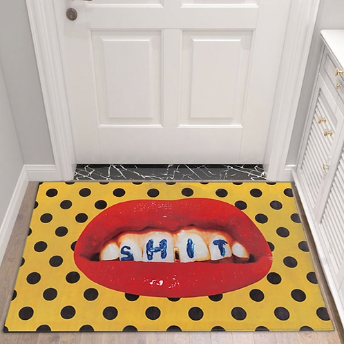 Silly Shit Rug