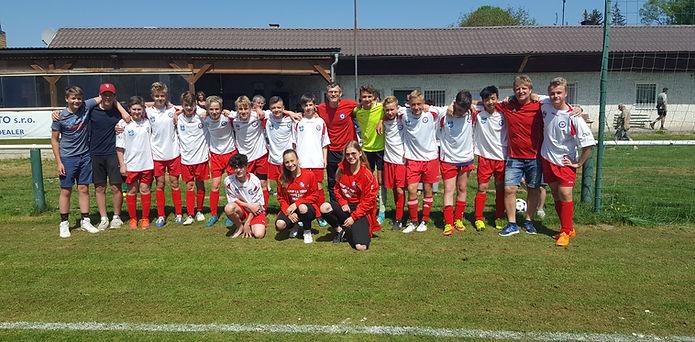 Zimní liga FC Háje
