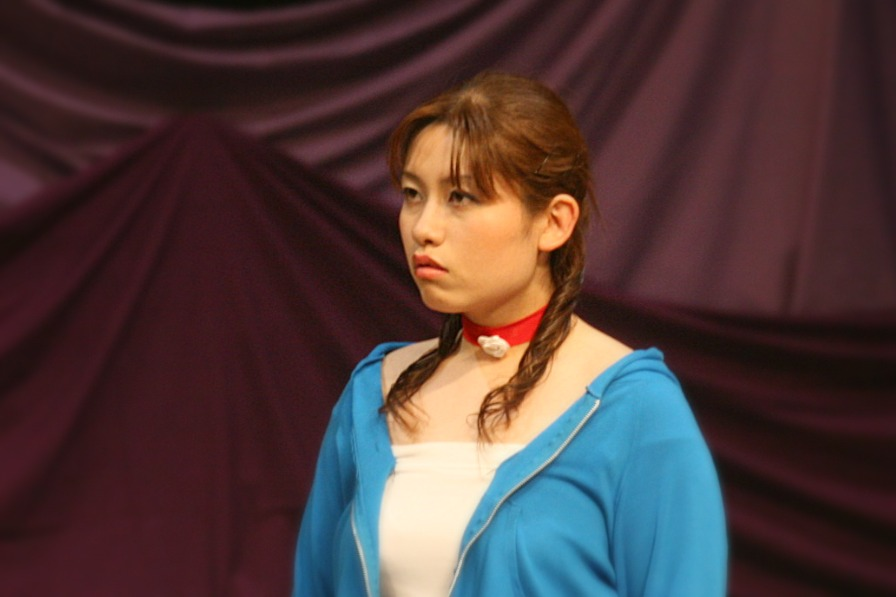 「紫雲の涯て」ドナ