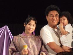 「紫雲の涯て」海外公演