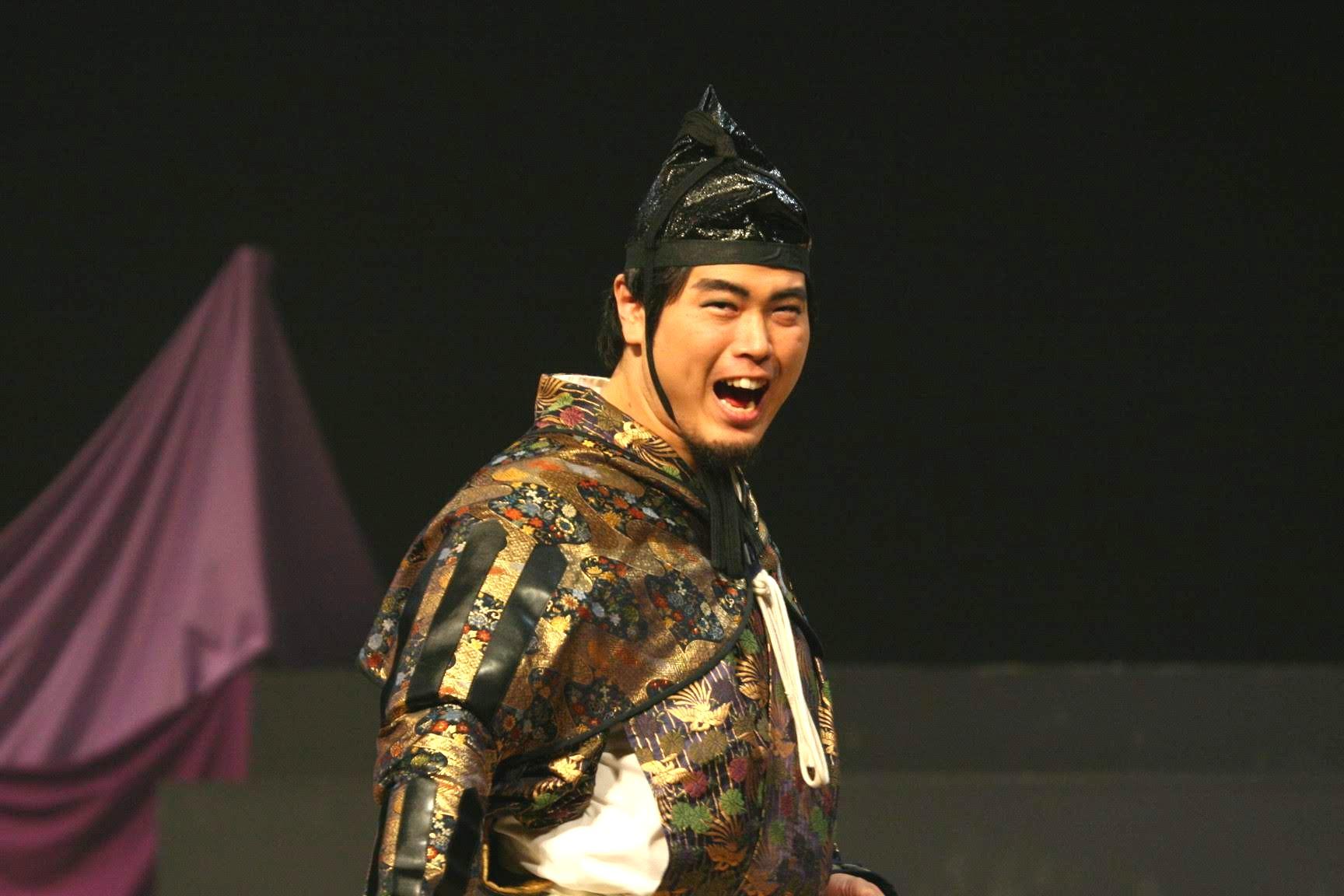 「紫雲の涯て」伊勢三郎
