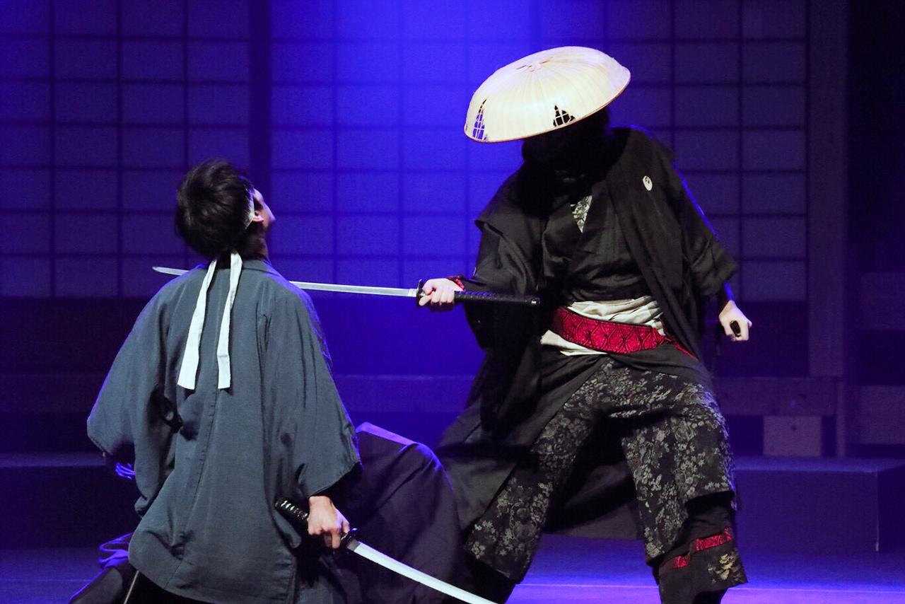 不知火シリーズ「花てまり」茨城公演