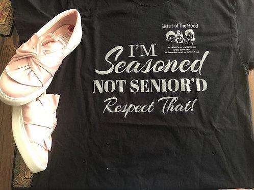 Seasoned Citizens T-shirts
