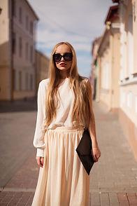 Fashionable Young Woman