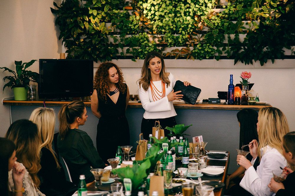 Ethical and Sustainable fashion soiree