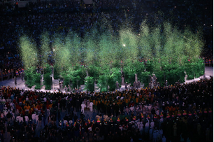 RIO 2016 - Olympic Celebrations Turned Green! Sustainable Talks on the Spotlight