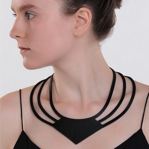Organic Diamond Necklace