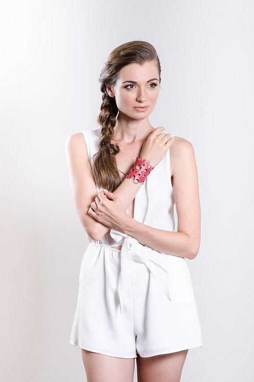 Shampoo Bracelet Red