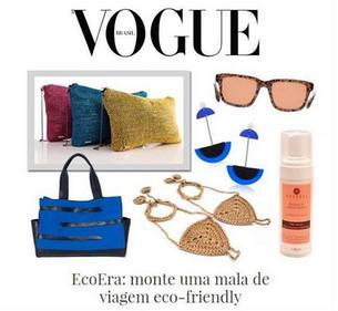 Award-Winner Eco Fashion Project from Brazil, Tropicca, arrives in Australia