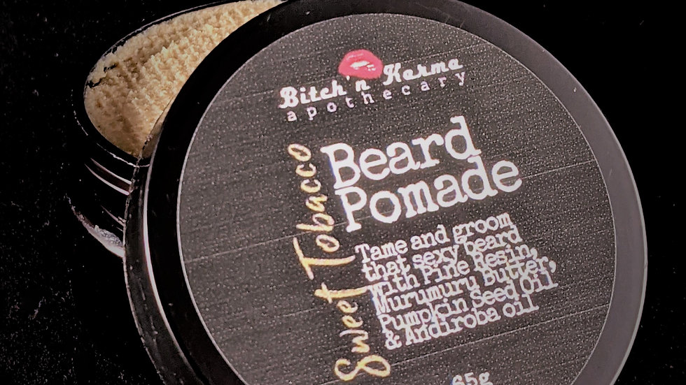Shaped -  Beard Pomade