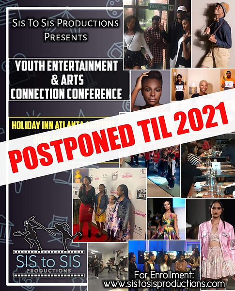 Postponed YEA Conference